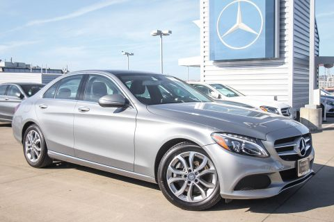 PRE-OWNED 2015 MERCEDES-BENZ C-CLASS C 300 RWD 4DR CAR
