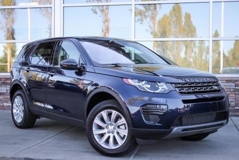 NEW 2017 LAND ROVER DISCOVERY SPORT SE 4WD