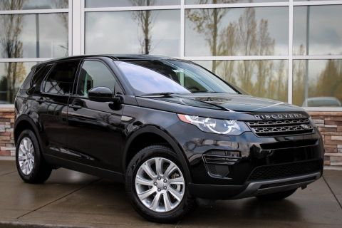 NEW 2018 LAND ROVER DISCOVERY SPORT SE 4WD