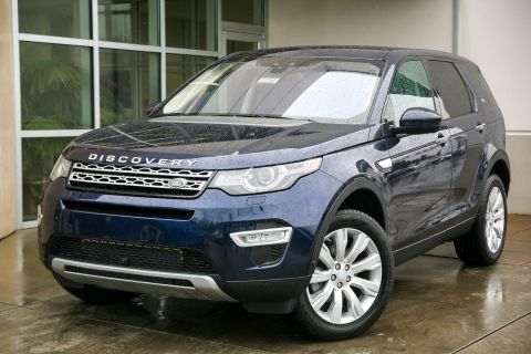 NEW 2017 LAND ROVER DISCOVERY SPORT HSE LUXURY 4WD