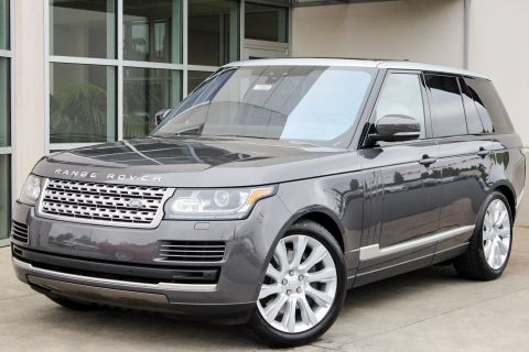 NEW 2017 LAND ROVER RANGE ROVER HSE WITH NAVIGATION & 4WD