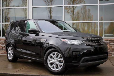 NEW 2017 LAND ROVER DISCOVERY SE 4WD