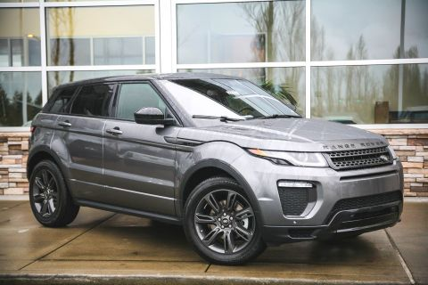 NEW 2018 LAND ROVER RANGE ROVER EVOQUE LANDMARK EDITION WITH NAVIGATION & 4WD