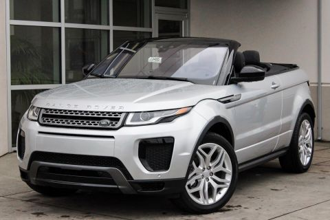 NEW 2018 LAND ROVER RANGE ROVER EVOQUE SE DYNAMIC 4WD