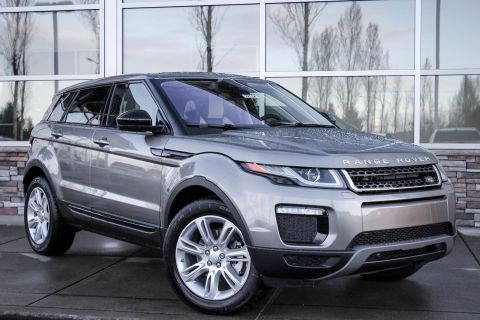 NEW 2018 LAND ROVER RANGE ROVER EVOQUE SE PREMIUM WITH NAVIGATION & 4WD