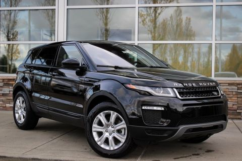 NEW 2018 LAND ROVER RANGE ROVER EVOQUE SE WITH NAVIGATION & 4WD