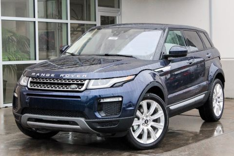 NEW 2018 LAND ROVER RANGE ROVER EVOQUE HSE 4WD