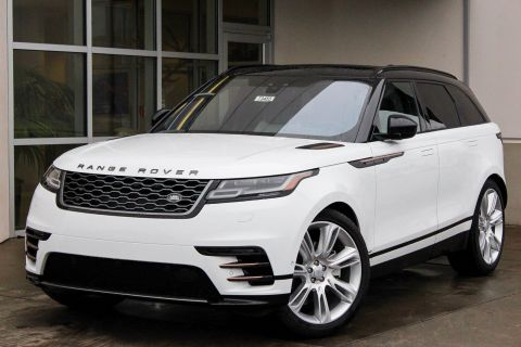 NEW 2018 LAND ROVER RANGE ROVER VELAR R-DYNAMIC HSE WITH NAVIGATION & 4WD