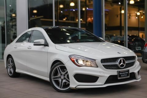 PRE-OWNED 2014 MERCEDES-BENZ CLA CLA 250 AWD