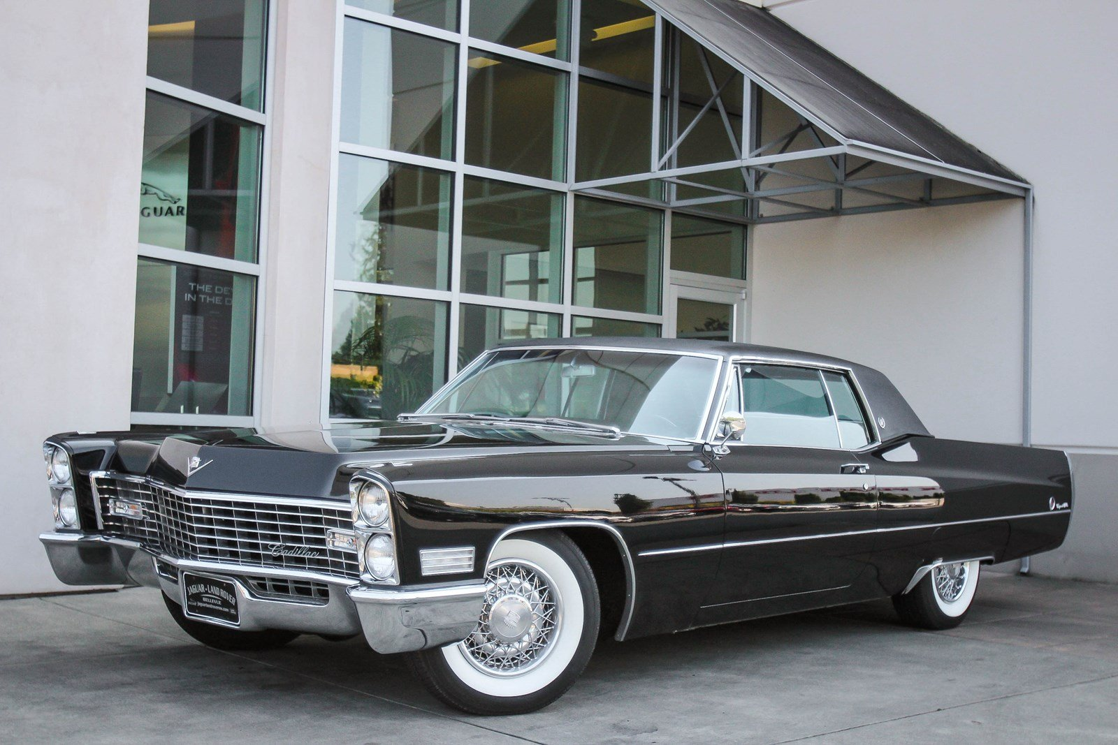 Pre-Owned 1967 CADILLAC DEVILLE COUPE