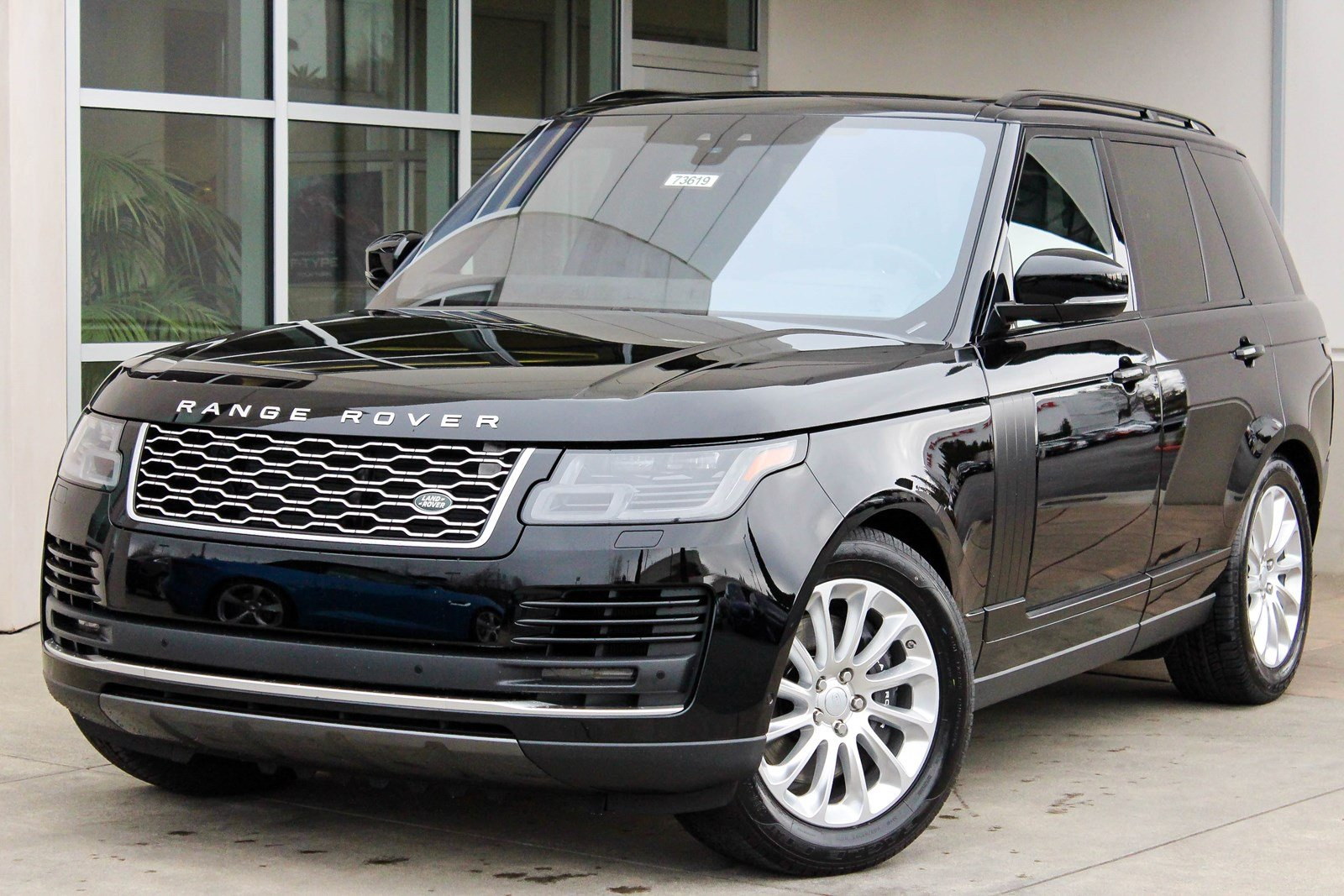 new 2018 land rover range rover hse sport utility in lynnwood 73619 land rover seattle. Black Bedroom Furniture Sets. Home Design Ideas
