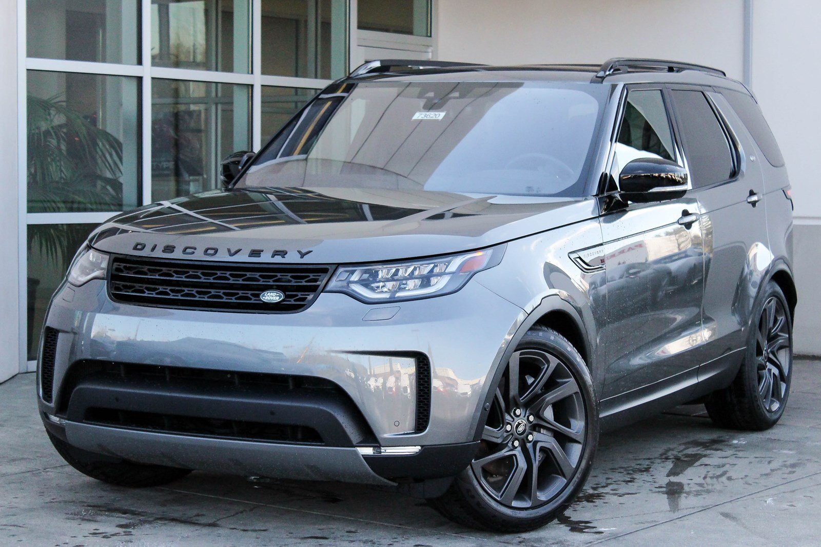 Land Rover Seattle >> New 2018 Land Rover Discovery HSE Sport Utility in Lynnwood #73620 | Land Rover Seattle