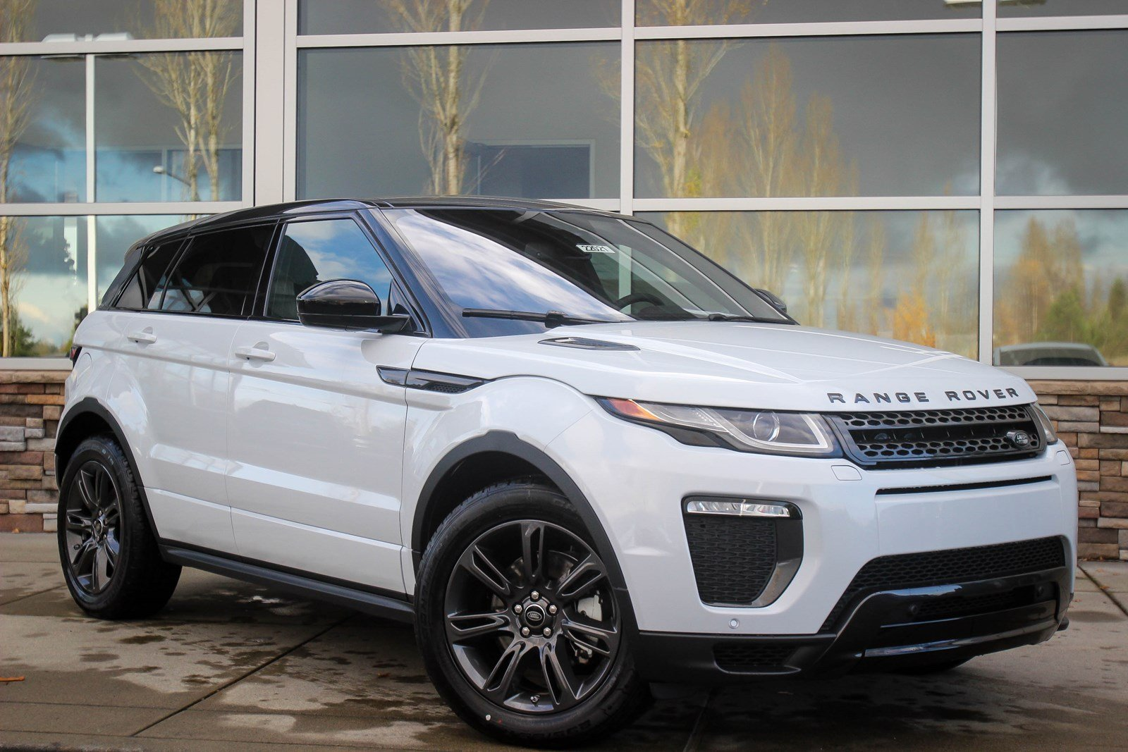 New 2018 Land Rover Range Rover Evoque Landmark Edition