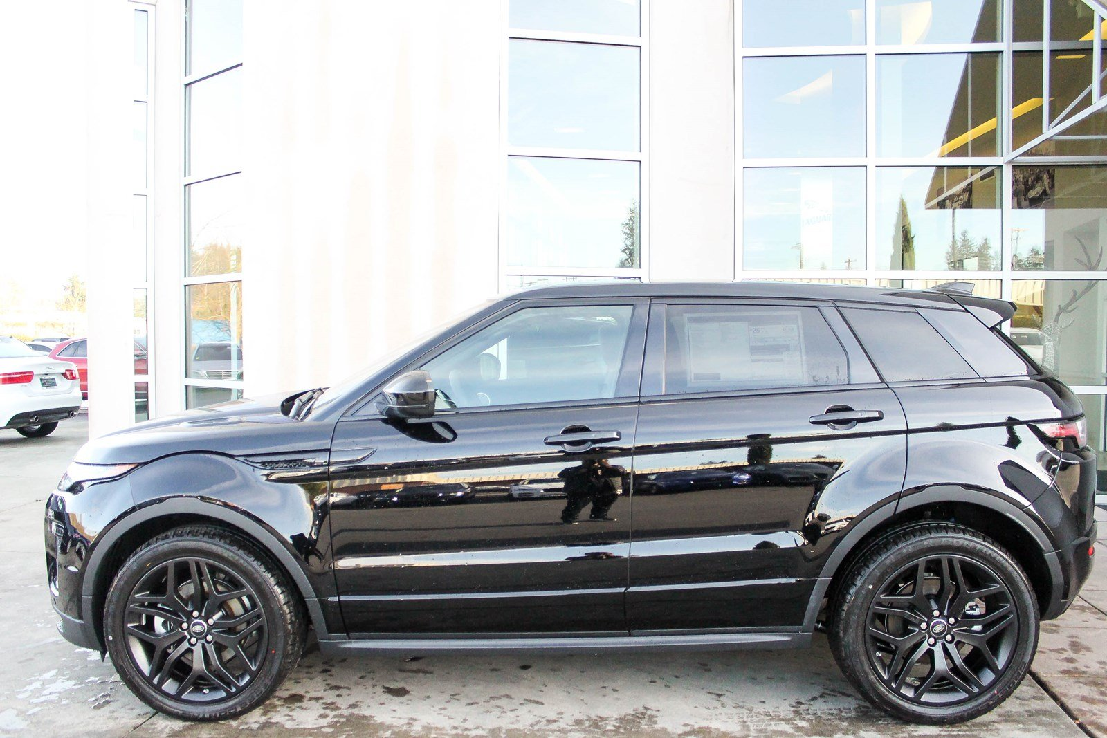new 2018 land rover range rover evoque hse dynamic sport utility in lynnwood 73401 land rover. Black Bedroom Furniture Sets. Home Design Ideas