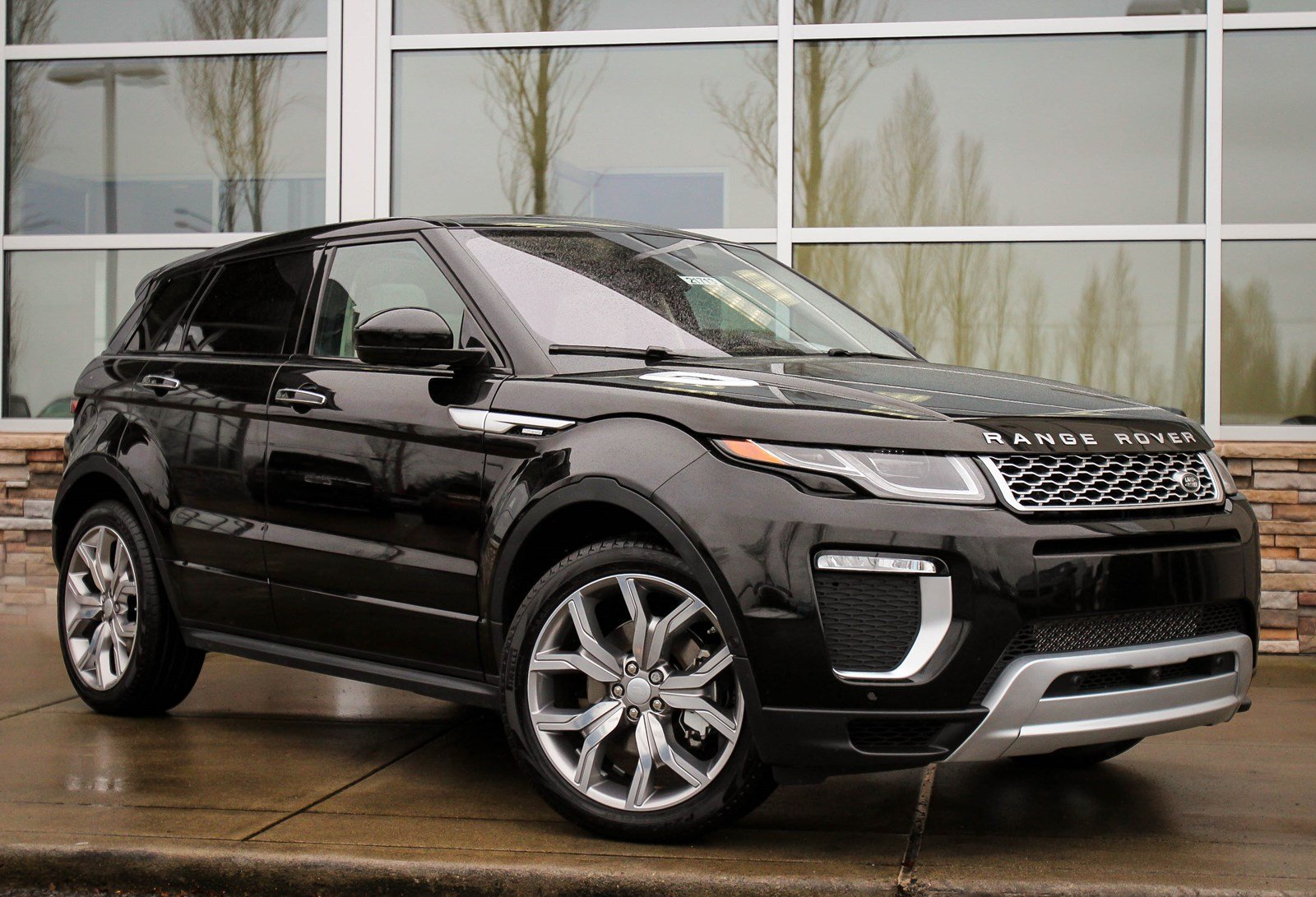 New 2017 Land Rover Range Rover Evoque Autobiography