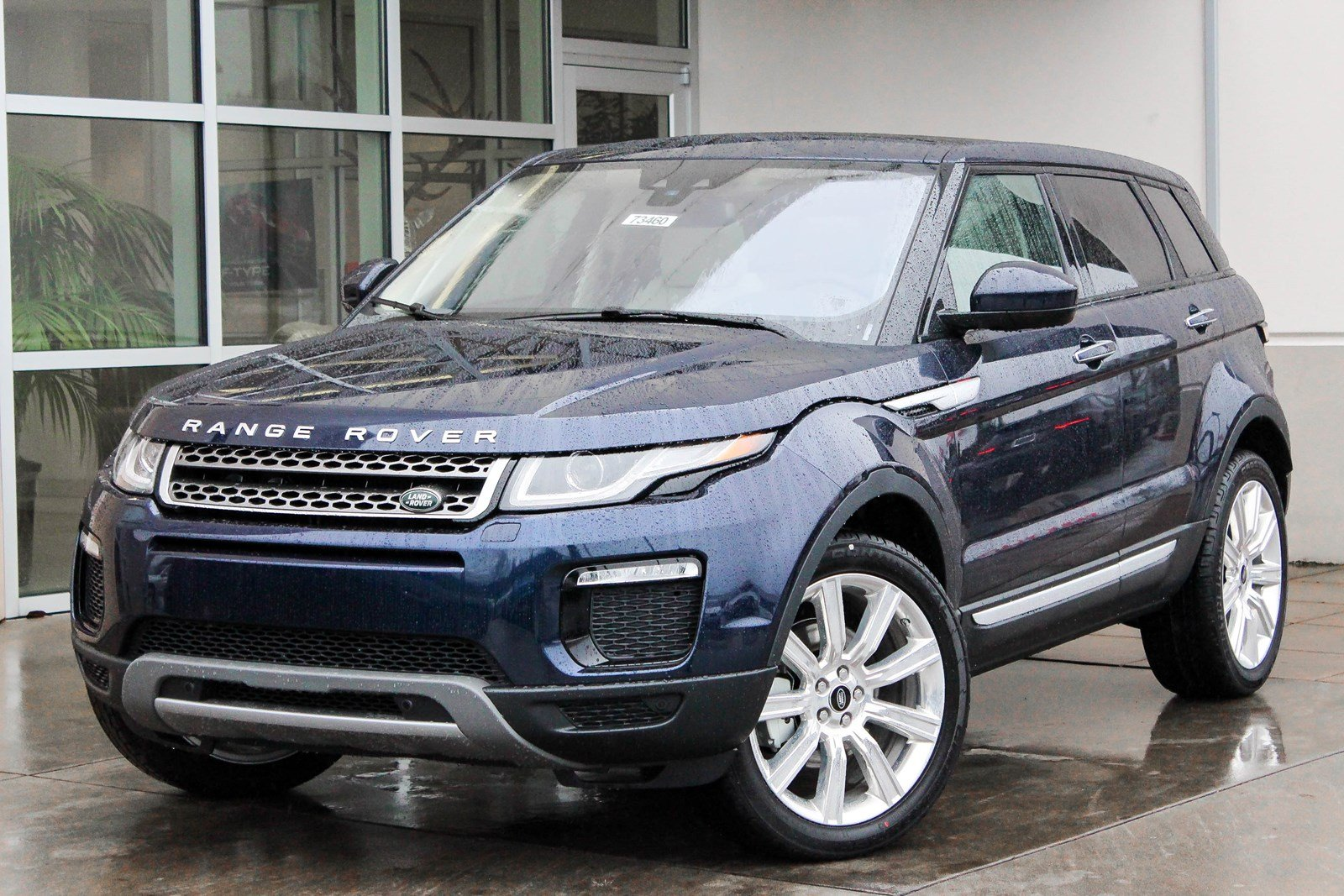 new 2018 land rover range rover evoque hse sport utility in lynnwood 73460 land rover seattle. Black Bedroom Furniture Sets. Home Design Ideas