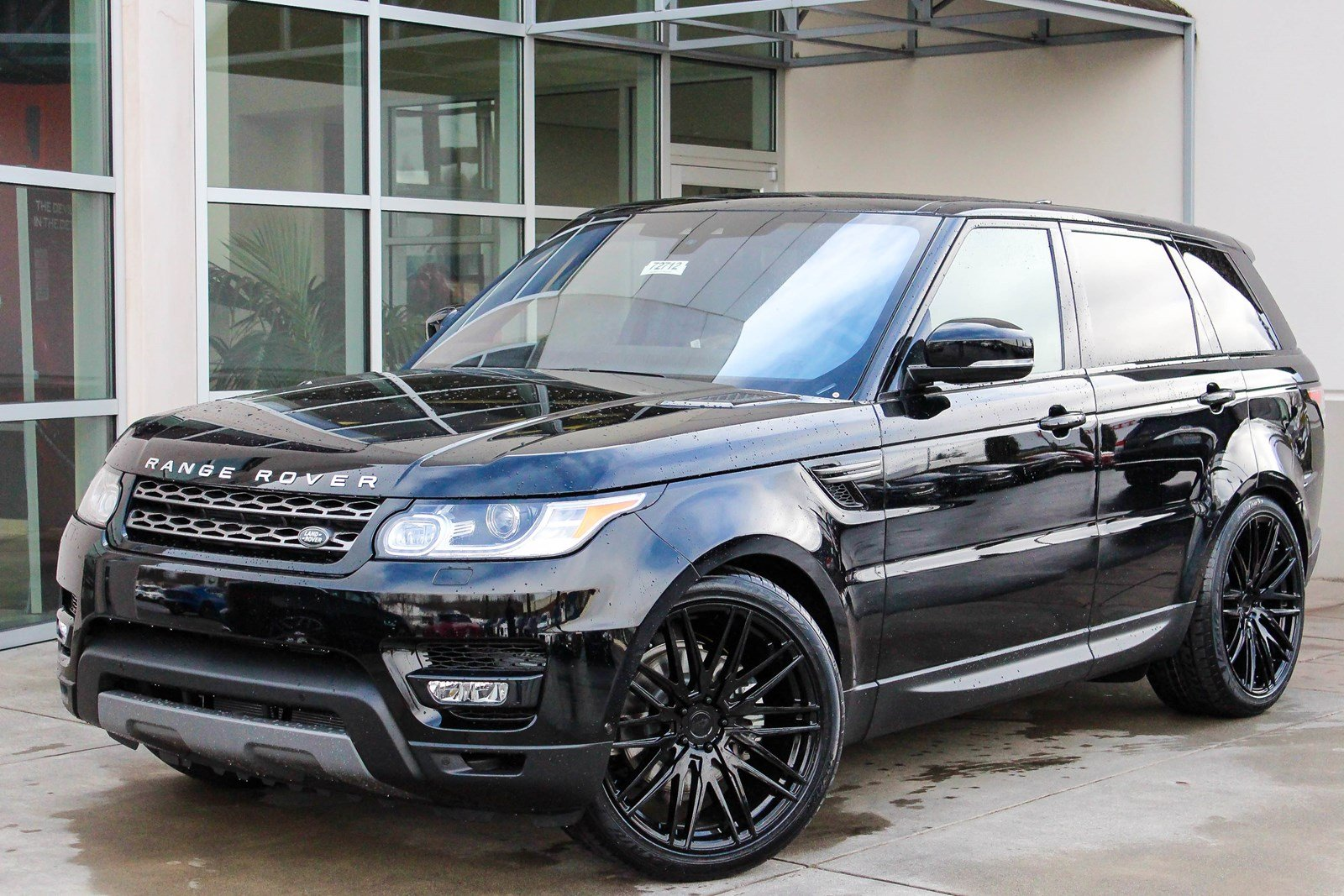 new 2017 land rover range rover sport se sport utility in lynnwood 72712 land rover seattle. Black Bedroom Furniture Sets. Home Design Ideas