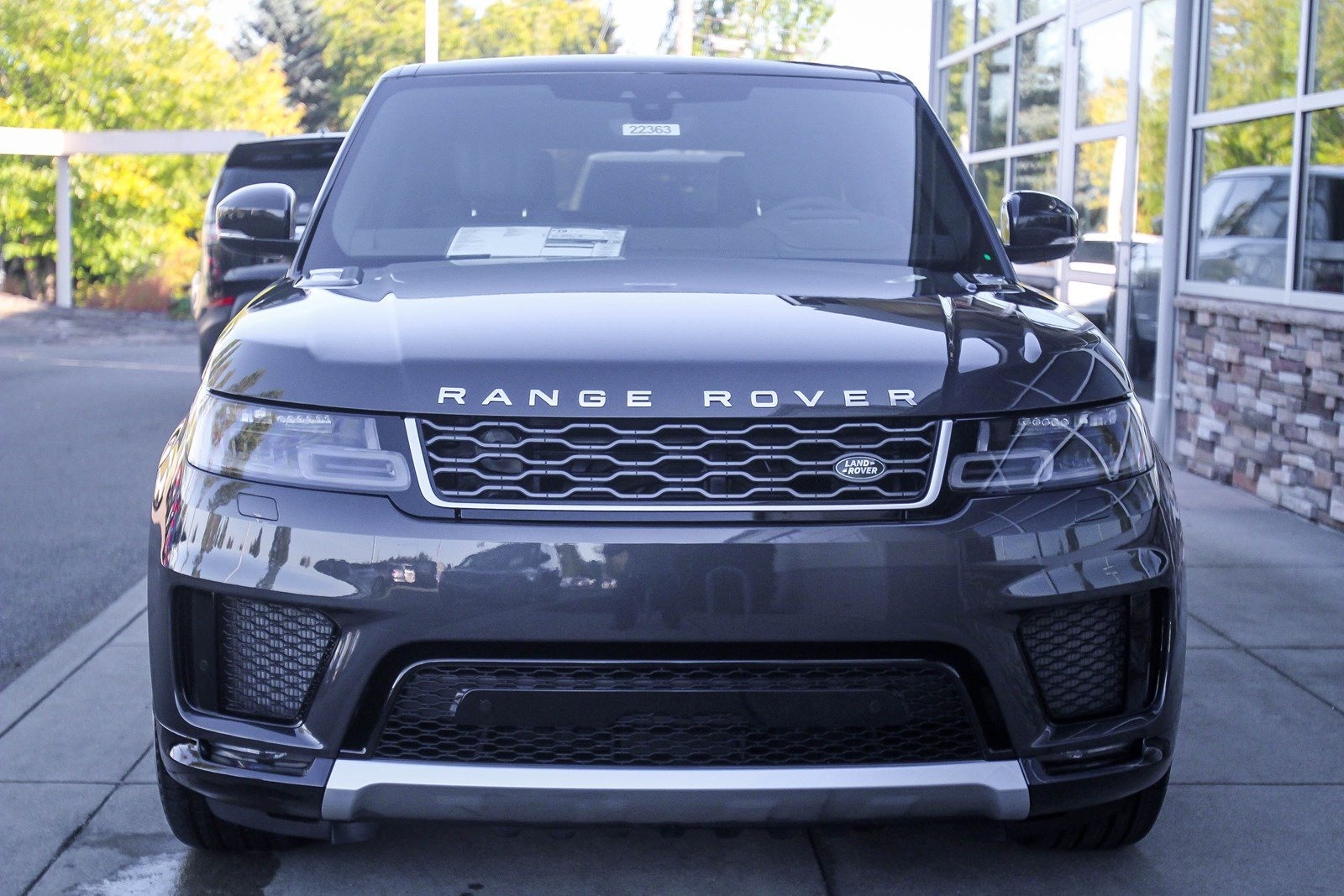 New 2019 Land Rover Range Sport Hse Utility In Lynnwood 2007 Supercharged Firing Order With Diagrams And Images