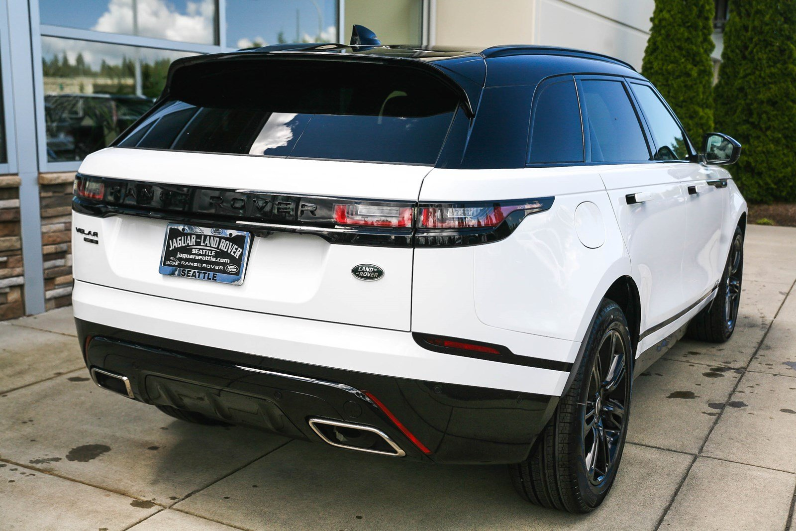 New 2018 Land Rover Range Velar R Dynamic Se Sport Utility In 2007 Supercharged Firing Order With Diagrams And Images Lynnwood 22238 Seattle