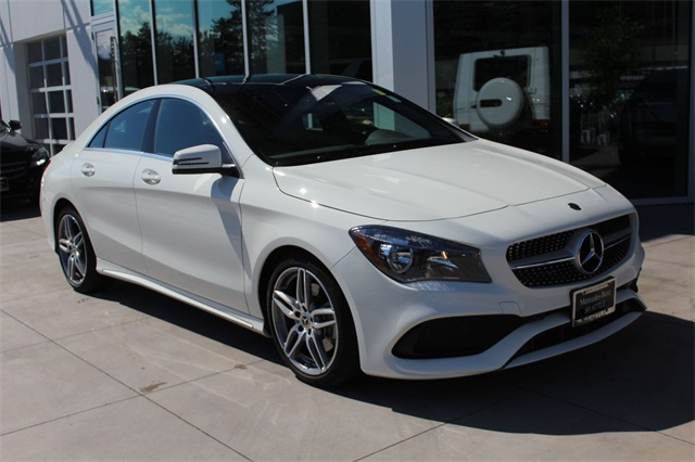 Pre Owned 2018 Mercedes Benz CLA CLA 250